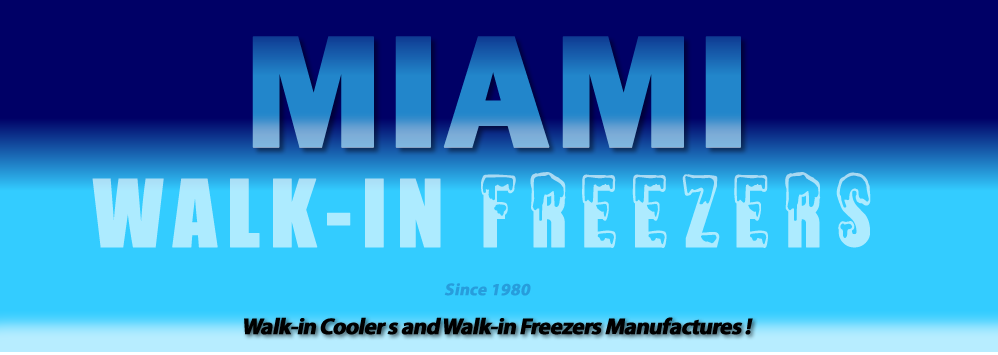 walkin FREEZERS page